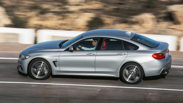 BMW 4 Series Gran Coupe (Credit: BMW Group)
