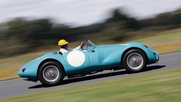 1953 Gordini Type 24 S (Credit: Courtesy of RM Auctions)