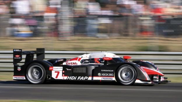 2008 Peugeot 908 HDi FAP Le Mans Prototype (Credit: Jean Michel Le Meur/RM Auctions)
