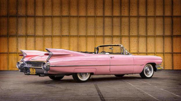 1959 Cadillac Series 62 Cabriolet (Credit: Courtesy of Bonhams)