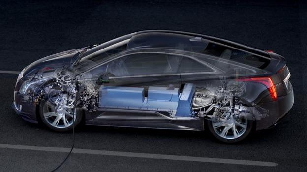Cadillac ELR (Credit: General Motors)