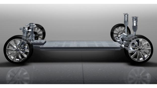 Tesla Model S (Credit: Tesla Motors)