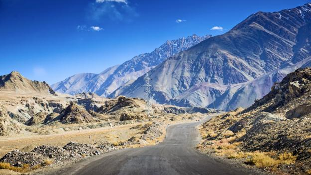 Hit the road, like this one in Ladakh, India – and stay there (Credit: Teradat Santivivut/Getty)