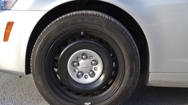 Chevrolet Caprice PPV (Credit: Dan Carney)