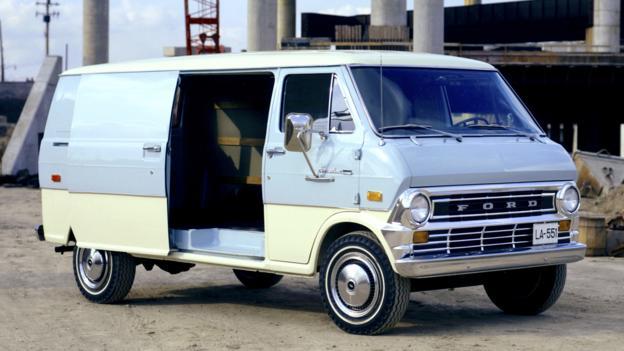 1974 Ford Econoline (Credit: Ford Motor)