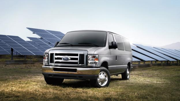 2013 Ford E-Series (Credit: Ford Motor)
