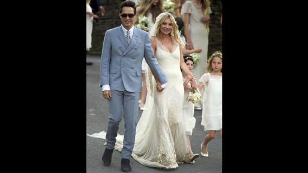 Wedding belle (Credit: Roland Hoskins/Associated Newspapers/Rex)