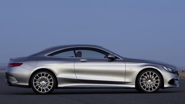 Mercedes-Benz S-Class Coupe (Credit: Mercedes-Benz USA)