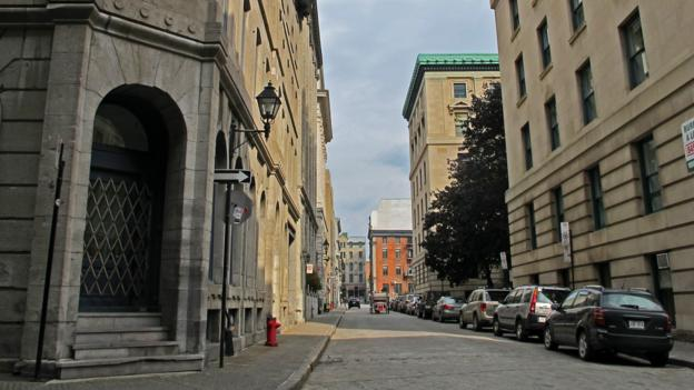 Historic Rue St Pierre (Credit: Emily Saladino)