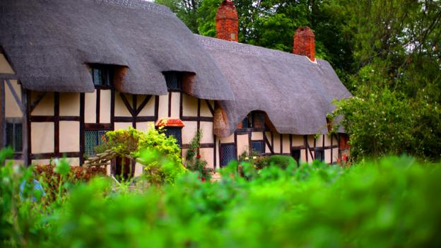 Anne Hathaway's Cottage (Credit: Christopher Furlong/Getty)