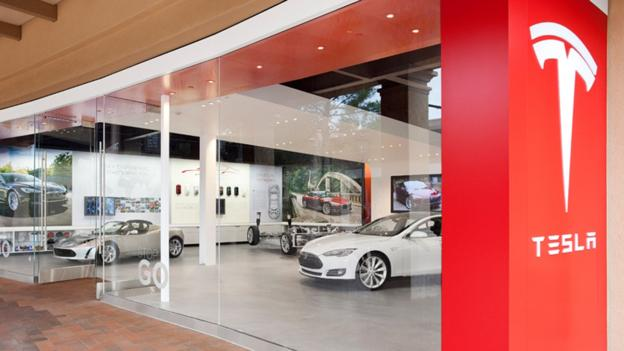A different approach to retail (Credit: Tesla Motors)