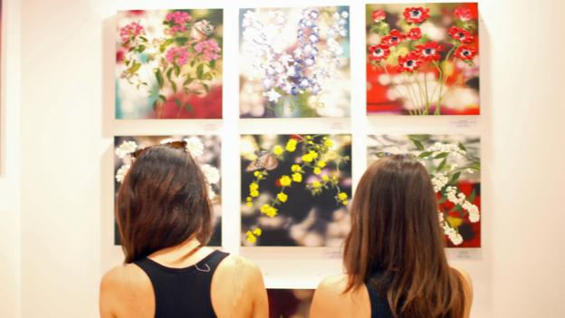 Affordable art (Credit: Affordable Art Fair SG)