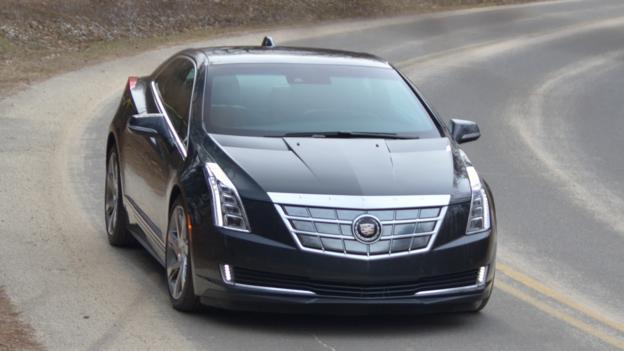 2014 Cadillac ELR (Credit: Dan Carney)