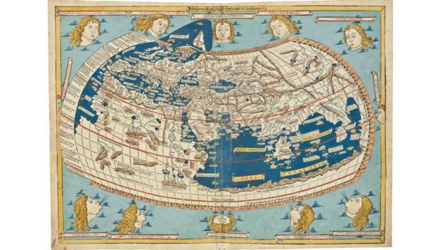 Global exploration (Credit: Christie's)