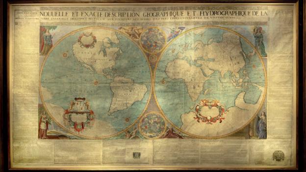 World view (Credit: Daniel Crouch Rare Books)