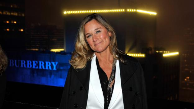 A poem reveals life's best advice, says Angela Ahrendts. (Kevin Mazur/Getty Images)