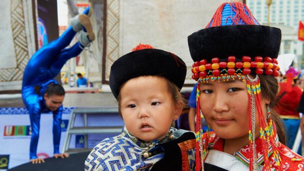 Naadam, Mongolia's largest festival (Credit: Bruno Morandi/Getty)