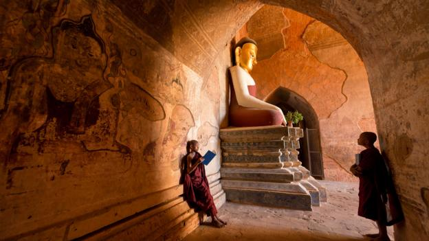 Bagan: one of Asia's richest archaeological sites (Credit: Santi Sukarnjanaprai/Getty)
