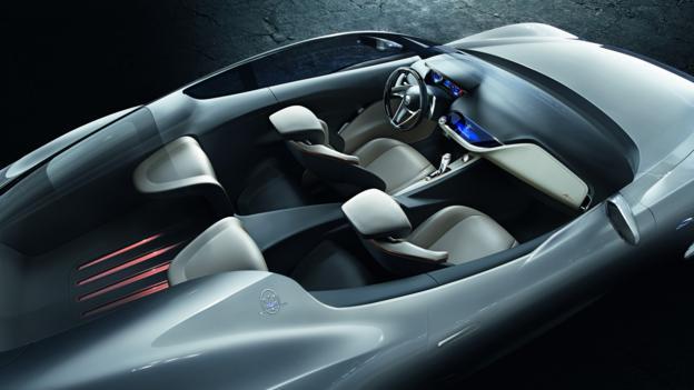 Maserati Alfieri Concept (Credit: Maserati)