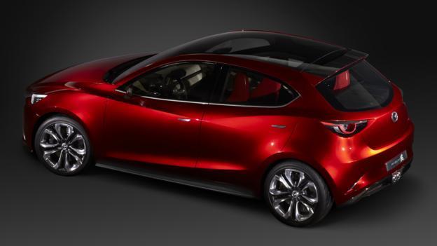 Mazda Hazumi Concept (Credit: Mazda)