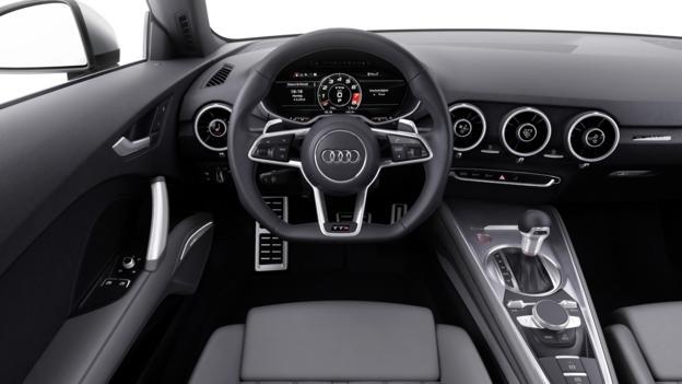 2015 Audi TTS (Credit: Audi)