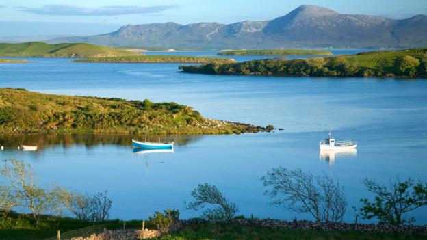 View across Clew Bay (Credit: Gareth McCormack/Design Pics/Getty)
