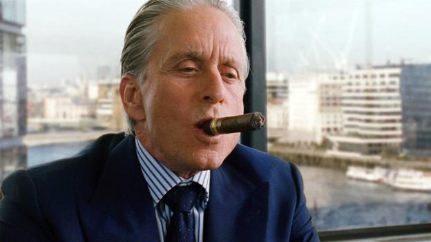 Michael Douglas in 'Wall Street: Money Never Sleeps' (20th Century Fox Film Corporation)
