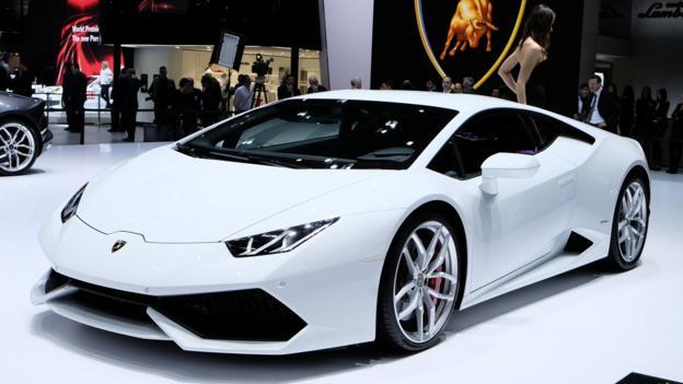 Lamborghini Huracán LP 610-4 (Credit: Newspress)