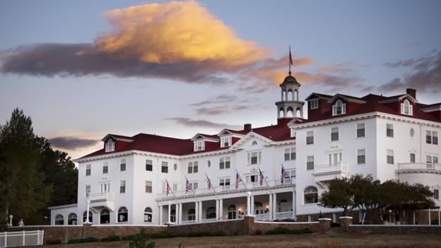Hotel of a horror classic (Credit: Stanley Hotel)