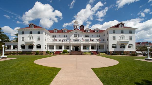 The setting of The Shining (Credit: Stanley Hotel)