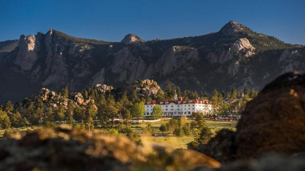 Scarily secluded (Credit: Stanley Hotel)