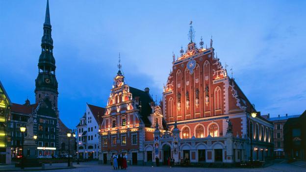 Latvia (Credit: De Agostini/Getty)