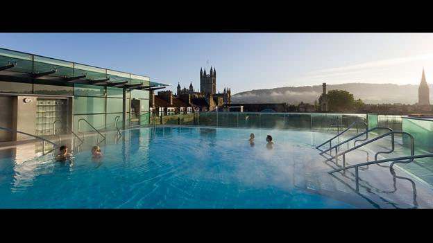 Bath time (Credit: Thermae Bath Spa)