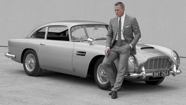 Десять самых красивых автомобилей Джеймса Бонда, фото - Стиль жизни. «The Kiev Times»