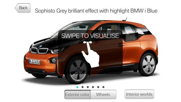 Digital dreams (Credit: BMW Group)
