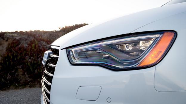 2015 Audi A3 2.0 TFSI Quattro (Credit: Audi of America)