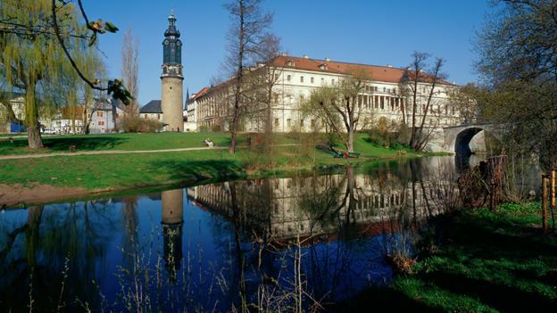 Schlossmuseum (Credit: Weimar Tourism)