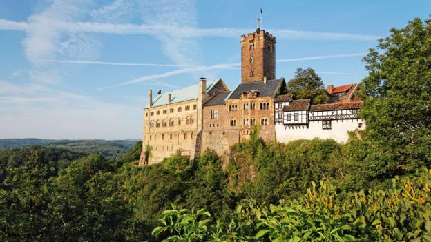 Wartburg (Credit: Weimar Tourism)