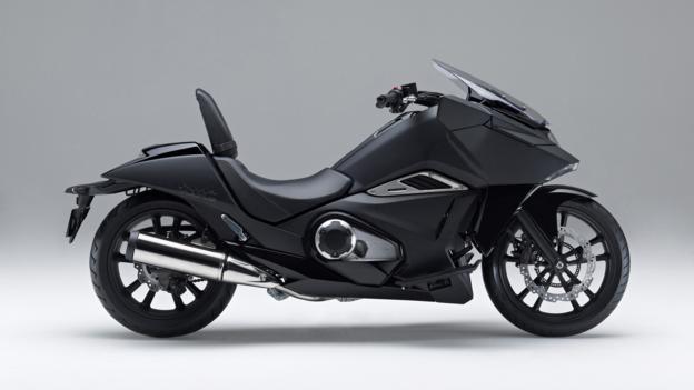Honda NM4 Vultus (Credit: Honda Powersports)