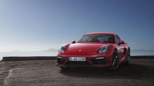 Porsche Cayman GTS (Credit: Porsche Cars North America)