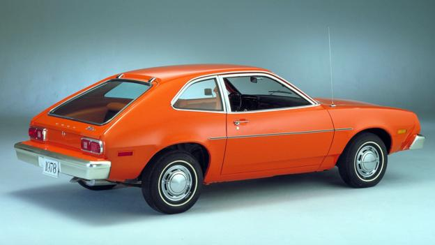 A problematic Pinto (Credit: Ford Motor)