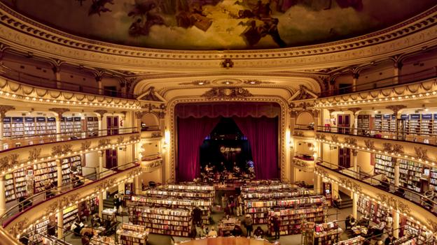 Ten of the world's most beautiful bookshops