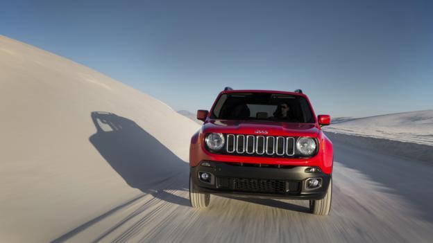 2015 Jeep Renegade (Credit: Chrysler Group)