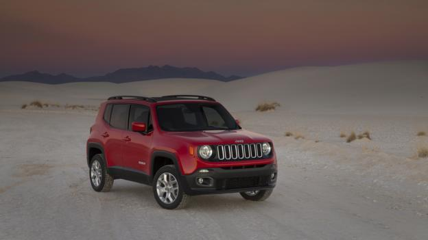 2015 Jeep Renegade (Credit: Chrysler Group)