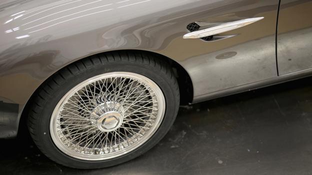 David Brown Automotive Speedback (Credit: Christopher Furlong/Getty Images)