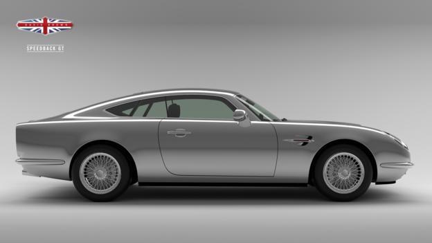 David Brown Speedback GT (Credit: David Brown Automotive)