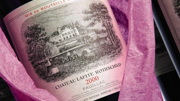 Love the photo, or leave the wine (Credit: Sotheby's)