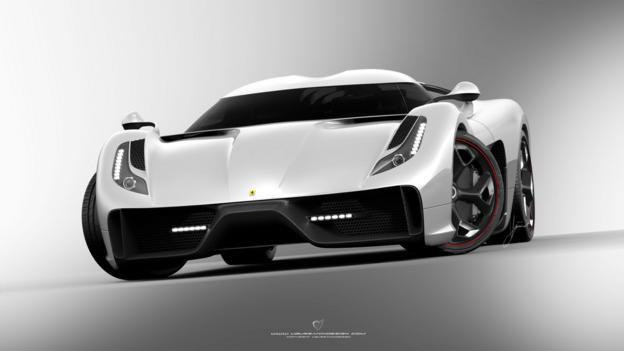 Project F Concept by Ugur Sahin Design (Credit: Ugur Sahin Design)