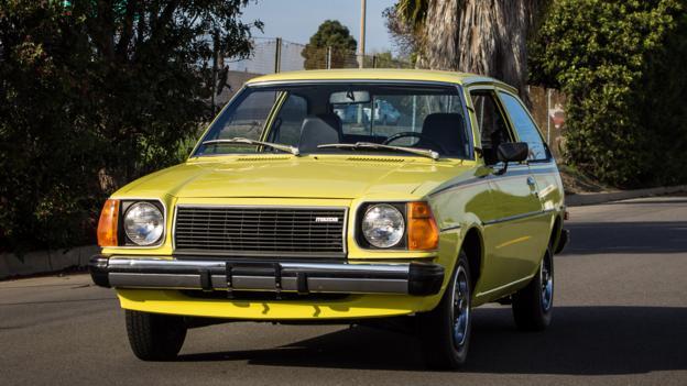 1978 Mazda GLC (Credit: Brendan McAleer)