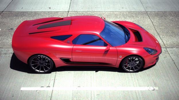 BBC - Autos - The return of the Pantera?